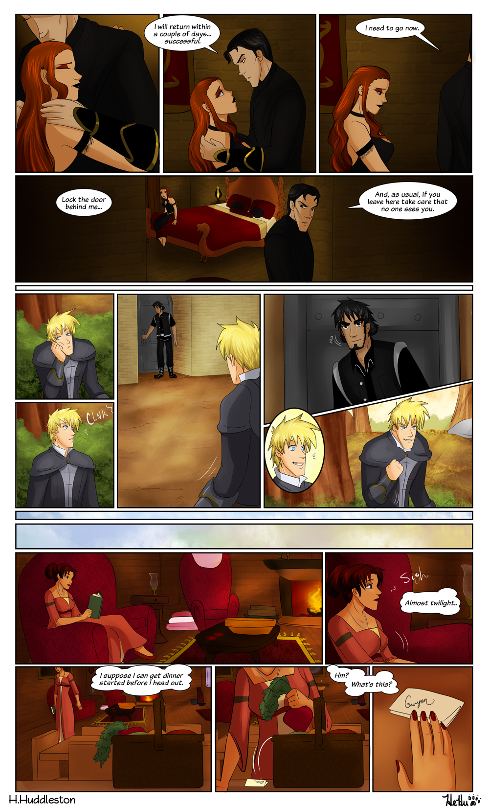 Chapter 5.43-- Almost Twilight