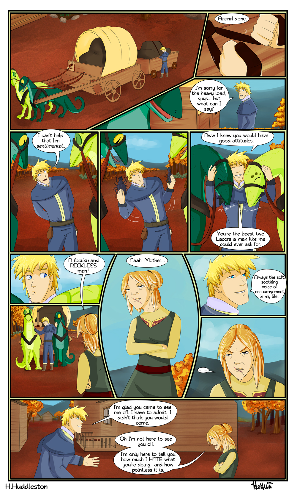 Chapter 3, Page 1-- Mama Dearest